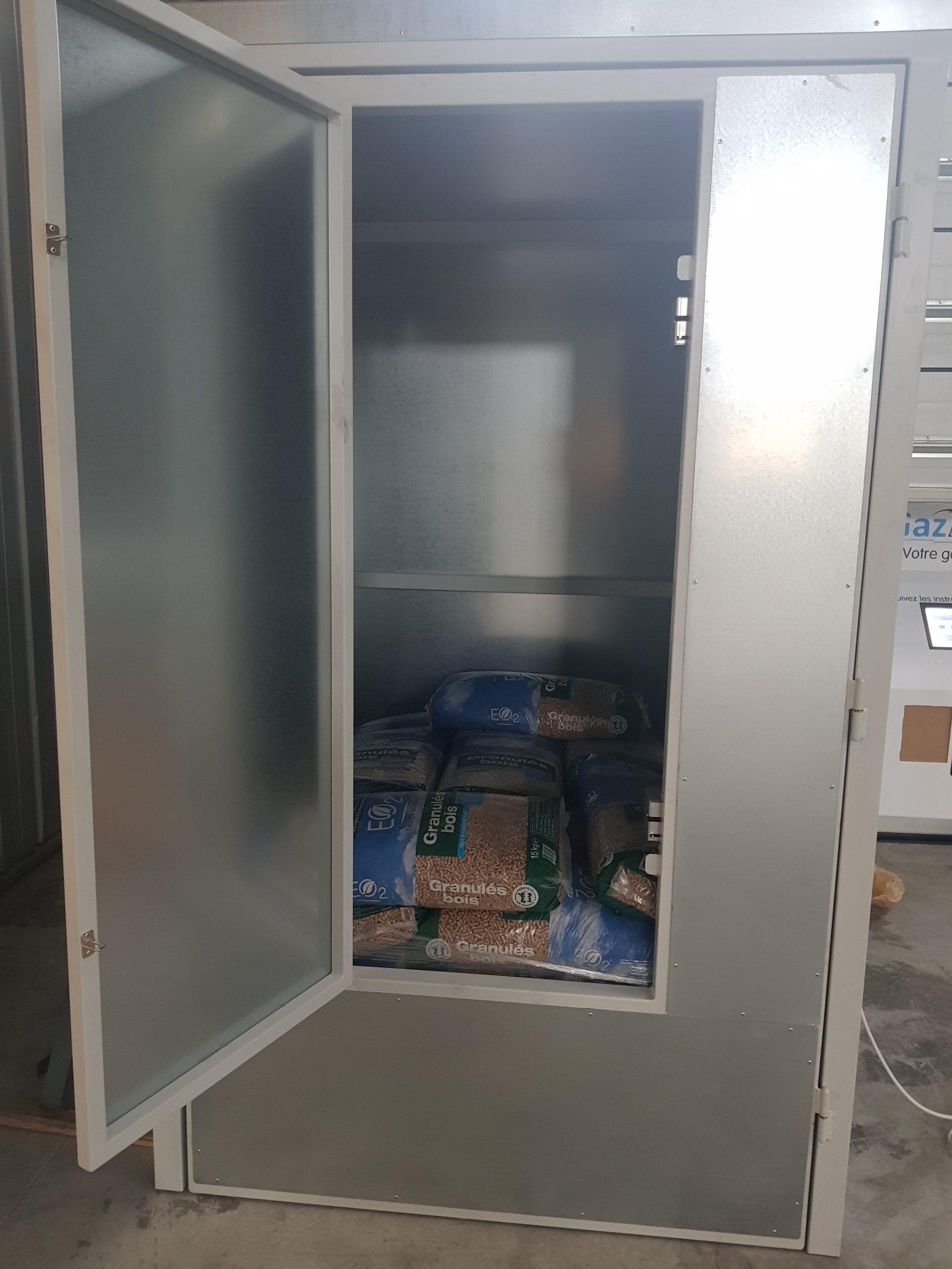 Distributeur automatique 05