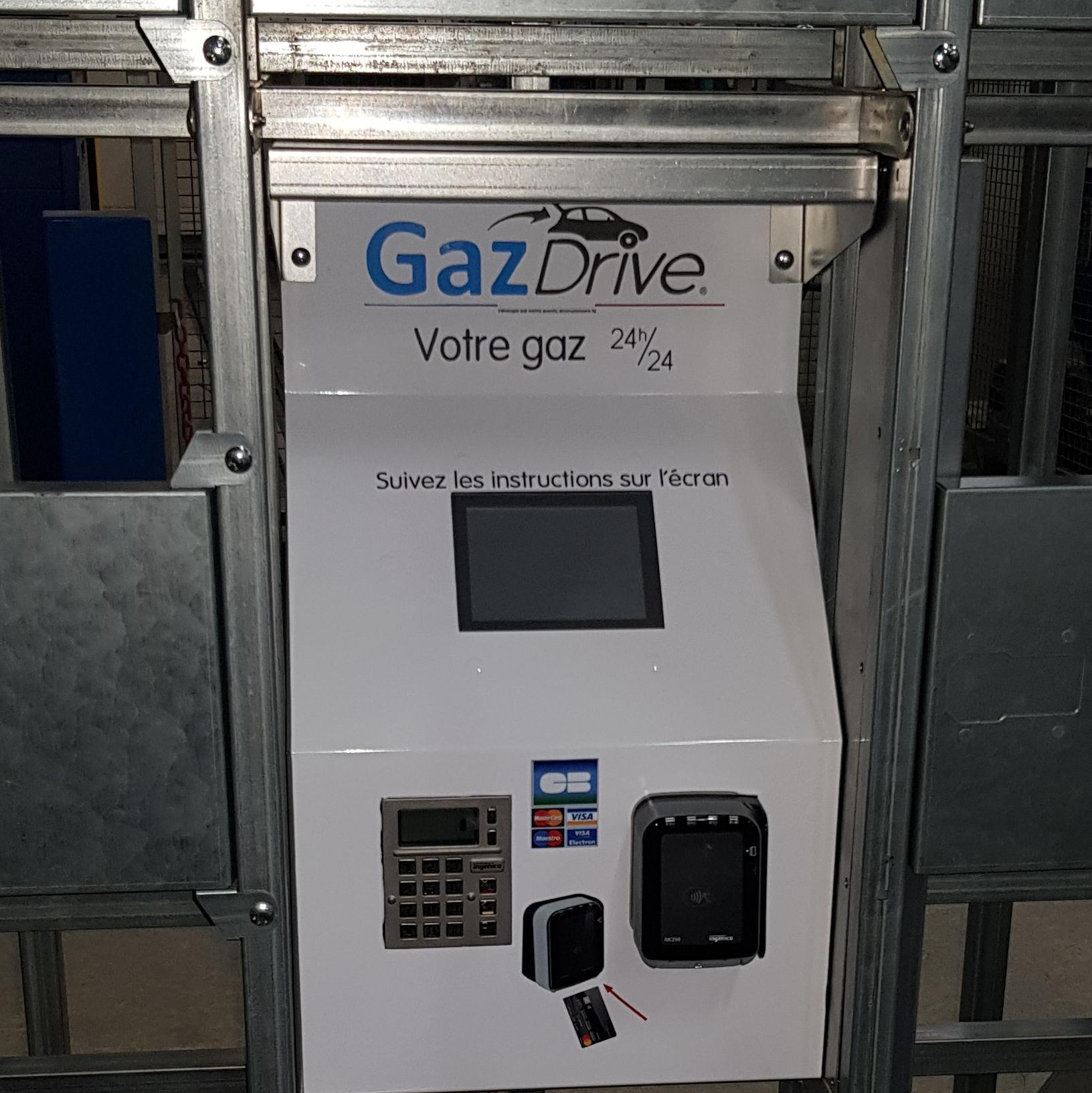 Distributeur automatique 06